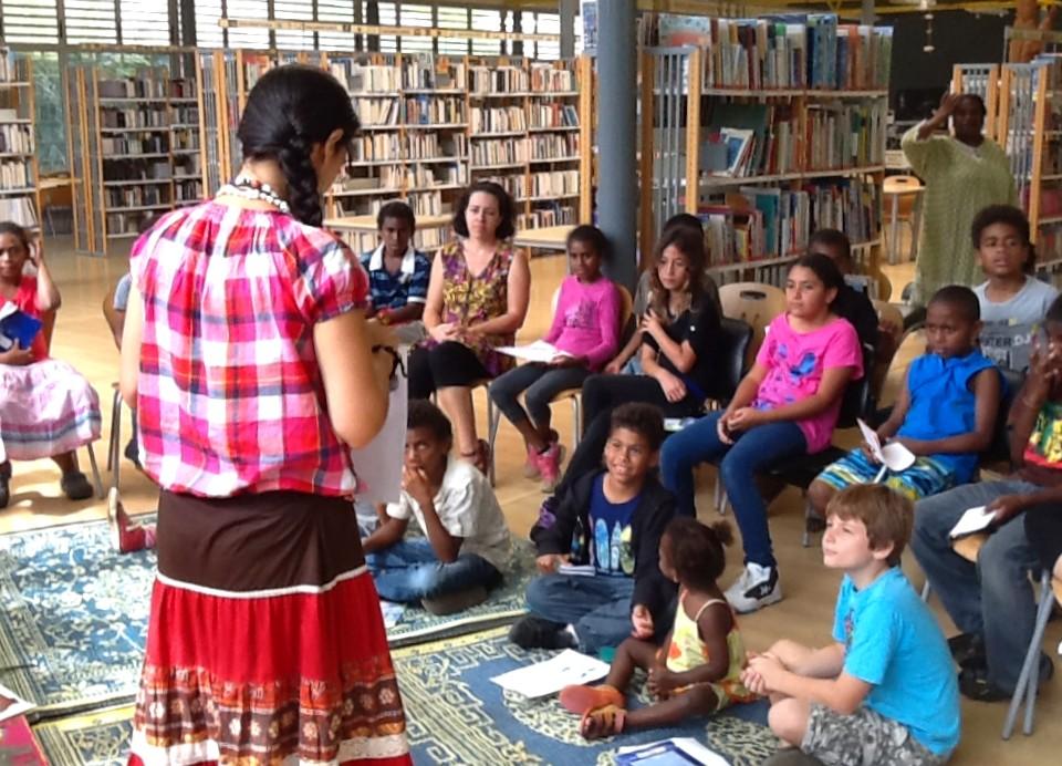 Bibliotheque Poindimie NC