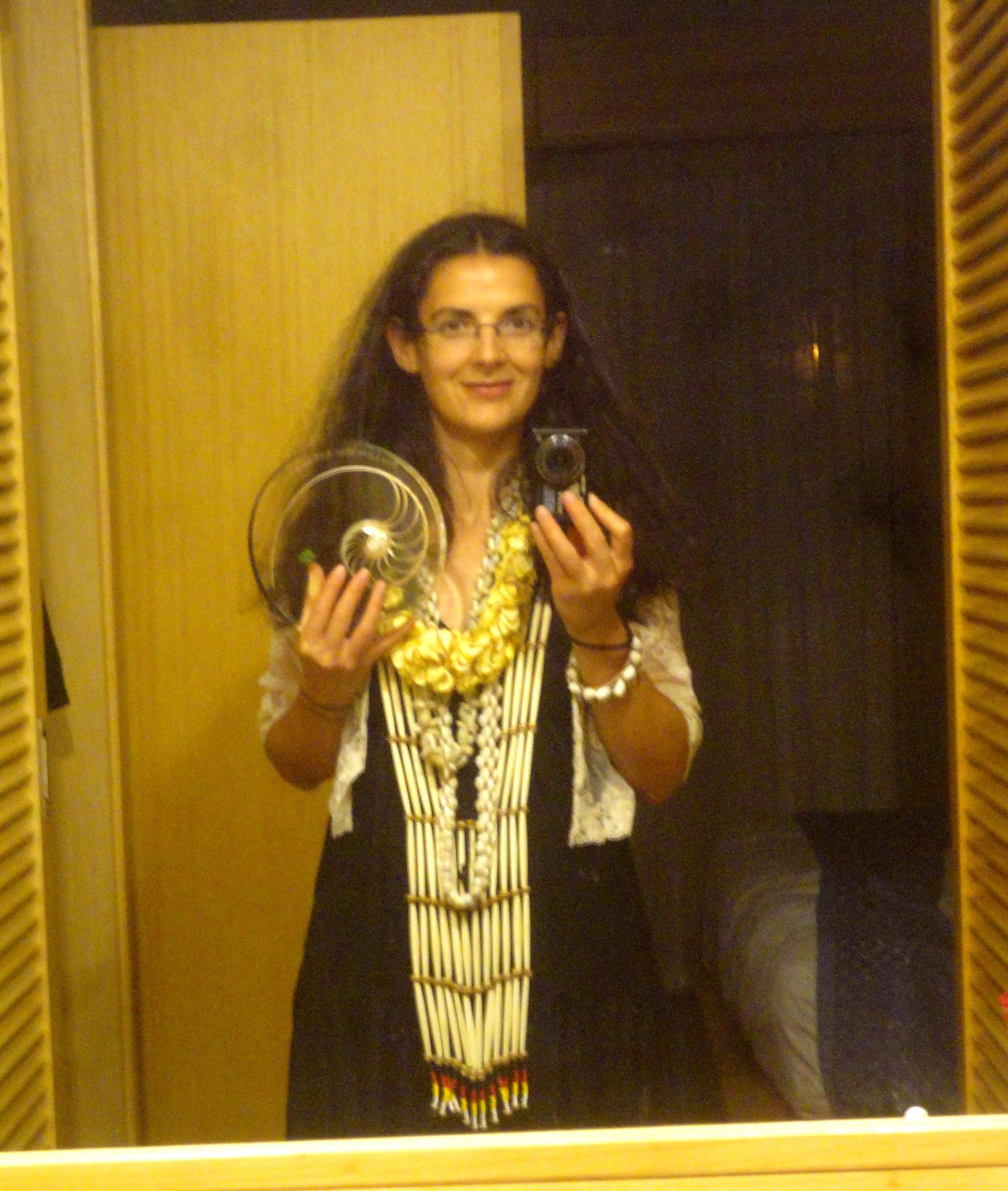 Marie Diaz laureate Prix Livre Mon Ami 2014