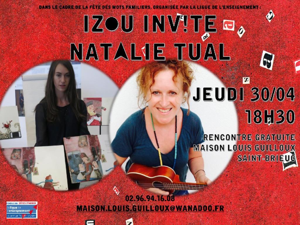 Izou rencontre Natalie Tual
