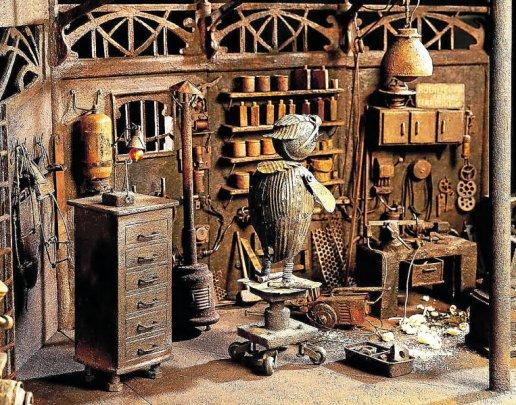 Paskal Martin présentera ses photographies de bestioles, fabriquées de bois et de produits recyclées. Photo DR